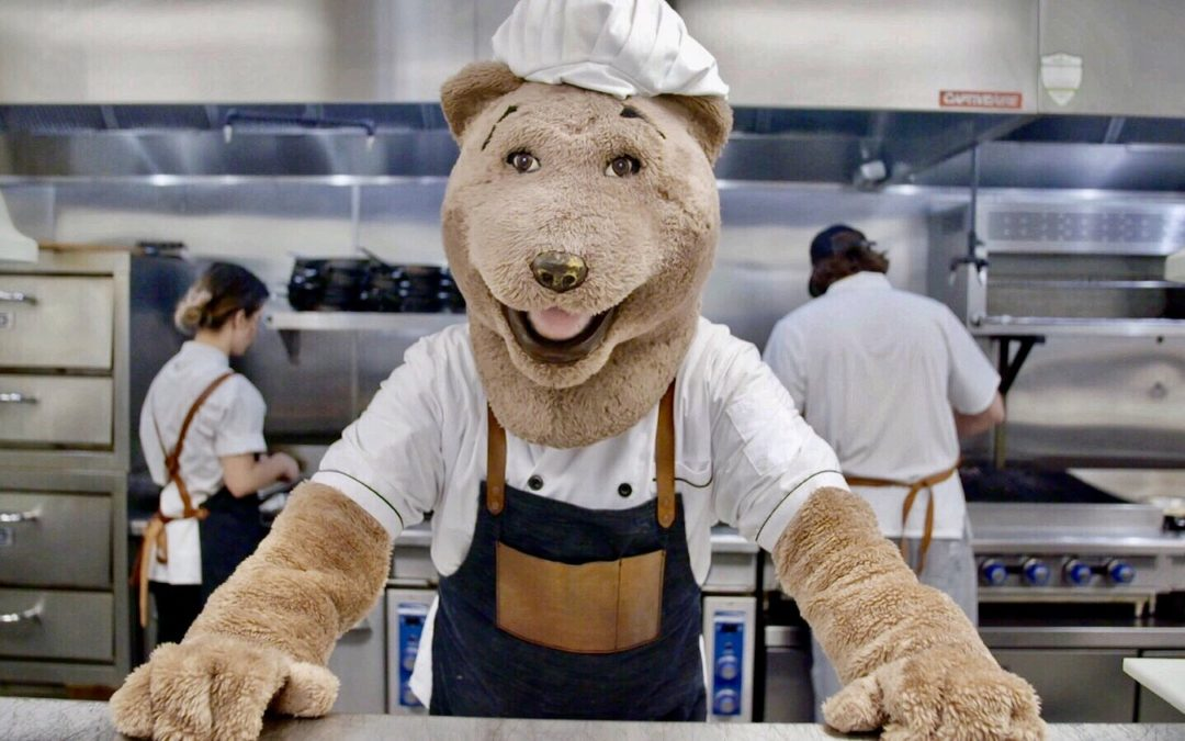 "Bullish on ""The Bear.""    Wealth Management Lessons From a Chef in a Bear Costume."